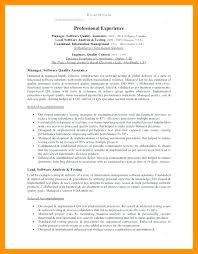 quality assurance resume exles here are quality analyst resume sle resume for quality analyst