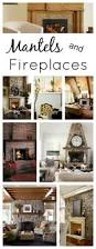 country style mantels and fireplaces town u0026 country living