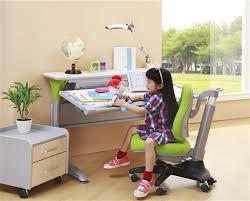 Kid At Desk Posturedesks Elite Adjustable Desk Tilting Height With Office