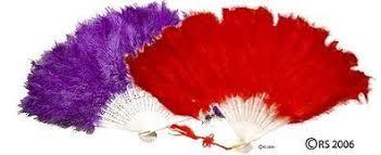 large feather fans feather fans royal splendor