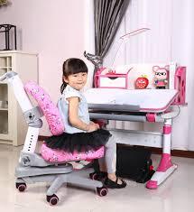 Kids Adjustable Desk by Height Adjustable Kids Desk Wood Study Tables Ergonomic Study