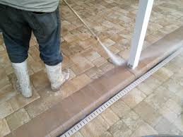 Sealing A Paver Patio by Brick Paver Sealing And Cleaning Tampa Bay Professional Paver