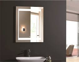 incredible lighted bathroom mirrors wall mounted for alluring