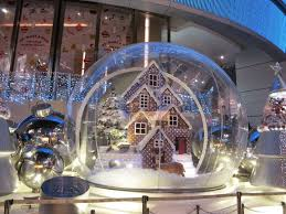 life size snow globe coming to vancouver 604 now