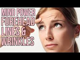 hair to hide forehead wrinkles get rid of forehead lines and wrinkles natural brow and forehead