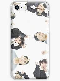 Phone Case Meme - bts rm namjoon jin suga yoongi meme run ep 33 phone case kpop