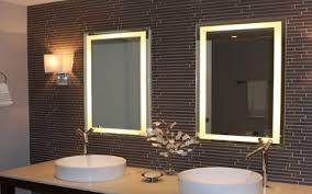 Bathroom Mirrors Framed by Large Round Bathroom Mirrors Mytechref Com