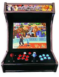 Bar Top Arcade Cabinet Bartop Arcade Cabinet Getretroarcade Co Uk