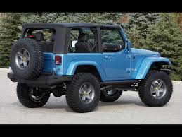 2007 jeep wrangler all access rear and side 1280x960 wallpaper