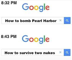 pearl harbor google 11 minutes later know your meme