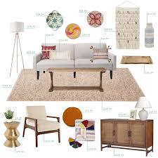 target furniture target budget living room emily henderson