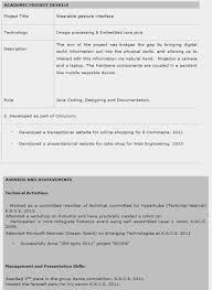Resume For Online Job by Sample Resume For Job For B Tech 2017 2018 Student Forum