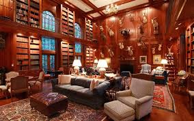 Home Library Design Uk Luxury Homes With Libraries For Sale Telegraph