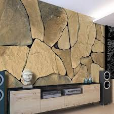 Wohnzimmer Wandgestaltung Uncategorized Tolles Coole Dekoration Stein Tapete Wohnzimmer