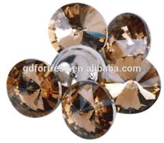 crystal upholstery buttons crystal buttons for furniture sofa