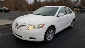 2009 toyota camry le sold in mocksville north carolina