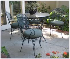 Wrought Iron Patio Furniture Vintage Wrought Iron Outdoor Furniture Simple Outdoor Com