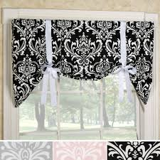 Gray Valance Swag Valances Touch Of Class