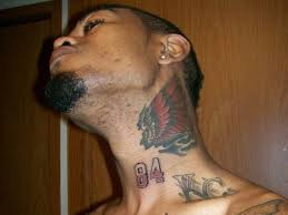 26 neck tattoos for