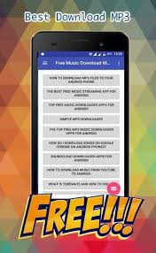 free mp3 downloads for android phones free mp3 guide for android free and