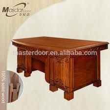 used solid oak desk for sale used solid teak wood desk for sale buy used solid wood desks
