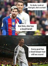 Cristiano Ronaldo Meme - meme cristiano ronaldo vs lionel messi steemit