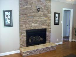 fireplace terrific tv over stone fireplace for house recessed tv