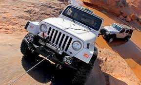 jeep utah off roading takes off as source of family fun business wire