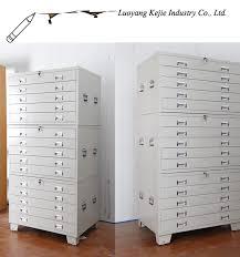 austrilia style map file cabinet a4 card storage cabinet multi