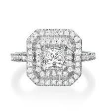cushion cut diamond engagement rings 1 87 ct princess cut diamond engagement ring benz u0026 co