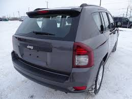 jeep compass 2017 trunk used 2016 jeep compass 4wd sport accident free a c edmonton ab