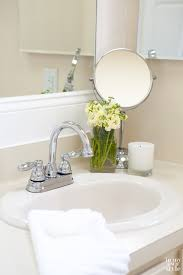 home staging updates for a bathroom in my own style