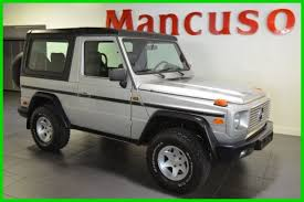 mercedes g wagon convertible for sale 1991 mercedes 300ge cabrio g class used automatic convertible