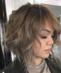 light ash brown wispy bob bob hairstyles hair pinterest