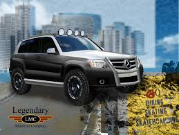 2008 mercedes glk350 mercedes usa to showcase four custom 2010 glk350 suv s at the