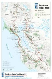 San Francisco Bay Trail Map by Helen Putnam Regional Park Is Part Of The Bay Area Ridge Trail Krcb