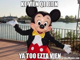 Mickey Meme - memes de mickey mouse galeria 328 imagenes graciosas