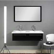 Ada Compliant Bathroom Sinks And Vanities by Fly Fl5 Wall Mounted Double Sink Bathroom Vanity Set Includes