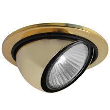 Fisheye Recessed Light by Halogen Fisheye 30 240v 100w Brass Mr Resistor Lighting