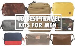 mens travel bag images 10 best travel kits for men gear report tmt png