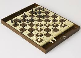 the art of war exquisite chess sets once captured the game u0026 8217
