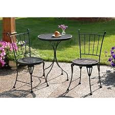 High Top Patio Furniture by Eastham 3 Piece Patio Bistro Set 3 Piece Bistro Patio Furniture