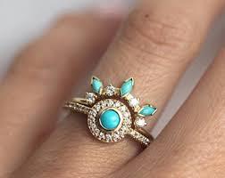 hippie wedding ring boho engagement ring etsy