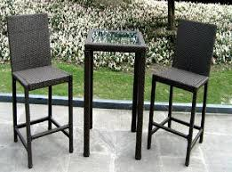 High Bistro Table High Bistro Table Set Outdoor With Outdoor