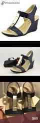 25 bästa navy wedge shoes idéerna på pinterest skor med