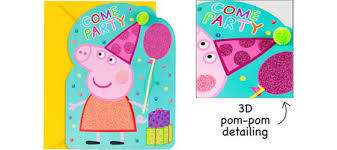 Peppa Pig Birthday Decorations Peppa Pig Party Supplies Peppa Pig Birthday Party City Canada