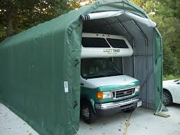 portable garages and shelters