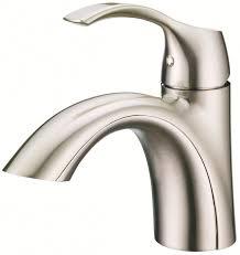 Danze Single Handle Kitchen Faucet Danze D222522bn Antioch Single Handle Lavatory Faucet Brushed