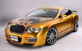 real gold cars gold bentley 383991 walldevil