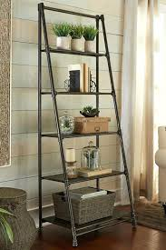bookcase small leaning bookcase for house storage short leaning